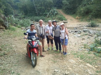 Pu Luong Motorbike for Rent