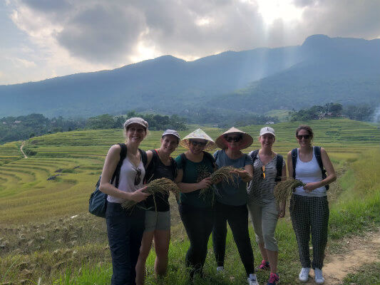 hiking tour in Pu Luong