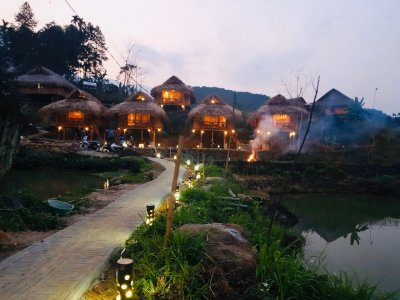 Pu Luong HillSide Lodge