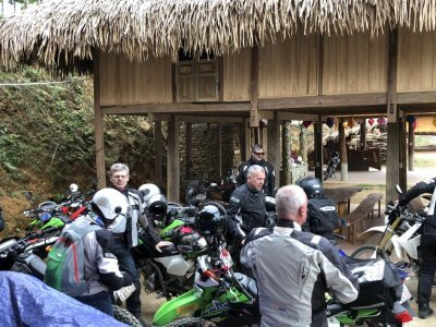 Pu luong Motorbike tour