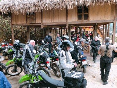 Ninh Binh To Pu Luong By Motorbike