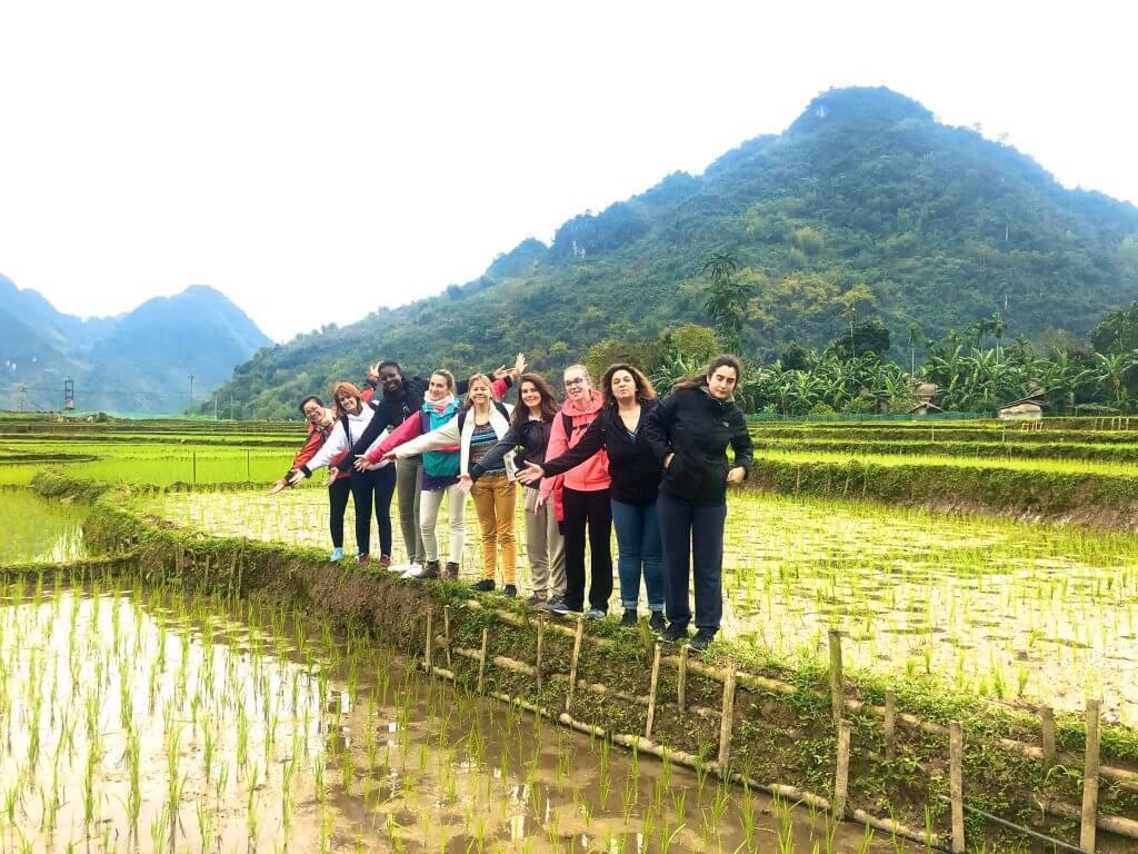 Ha Noi-Pu Luong -Ninh Binh Package Tour