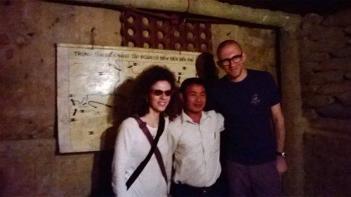 Visit Dien Bien Phu Tunnel