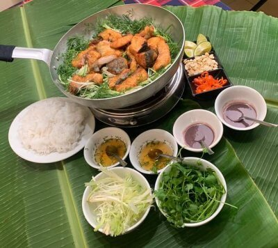 Taste Grilled Fish