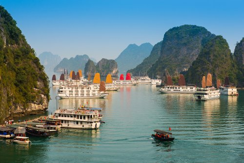 Vietnam Tours From USA in Vietnam Trip