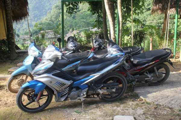 Get To Pu Luong By Motorbikes